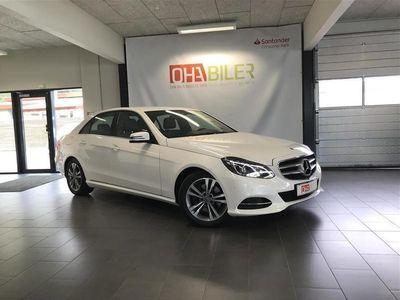 brugt Mercedes E300 2 Bluetec Hybrid 204HK 7g Aut.