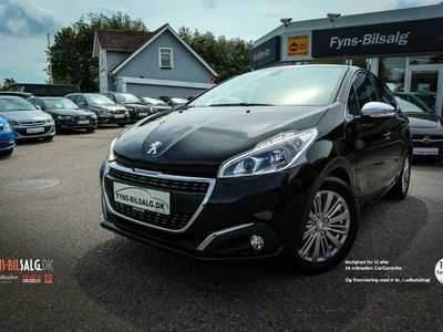 brugt Peugeot 208 1,2 VTi 82 Selection Sky