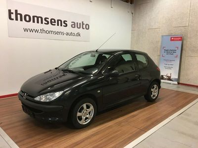 brugt Peugeot 206 1,4 HDi Edition
