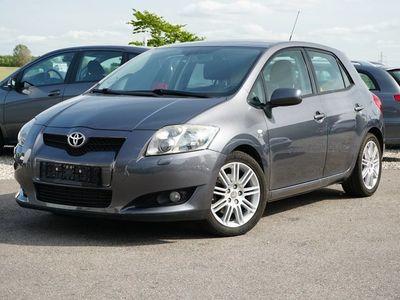 brugt Toyota Auris 2,2 D-CAT 177 Sol Sport
