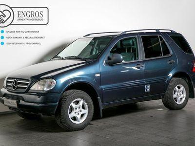 brugt Mercedes ML320 3,2 aut. Van