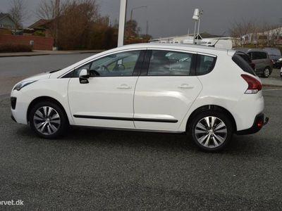 brugt Peugeot 3008 1,6 HDI Active 114HK 6g