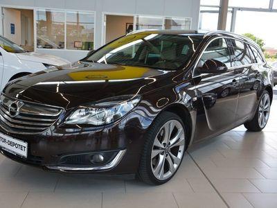 brugt Opel Insignia 2,0 T 250 Cosmo ST aut. 4x4