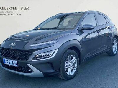 brugt Hyundai Kona 1,0 T-GDI Advanced DCT 120HK 5d 7g Aut.