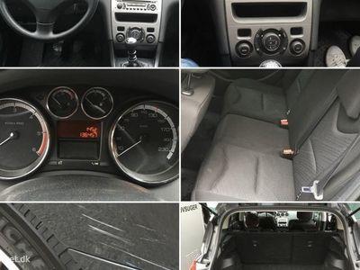 brugt Peugeot 308 SW 1,6 HDI FAP Premium 109HK Stc 6g