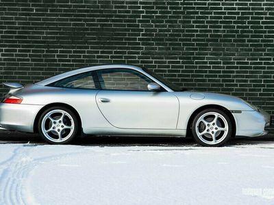 brugt Porsche 996 3,6 Targa