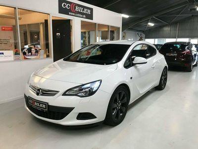 brugt Opel Astra GTC Astra 1,4 T 140 Sporteco