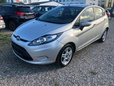 brugt Ford Fiesta 1,6 TDCi 95 ECO
