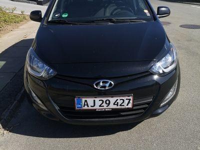 brugt Hyundai i20 1.2 85 HK Classic