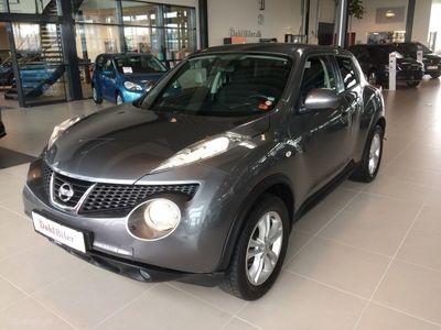 usado Nissan Juke 1,5 DCi DPF Acenta 4x2 110HK 5d 6g