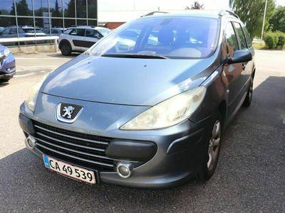 brugt Peugeot 307 1,6 T6 Performance stc.