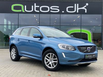 brugt Volvo XC60 2,4 D4 190 Momentum aut. AWD