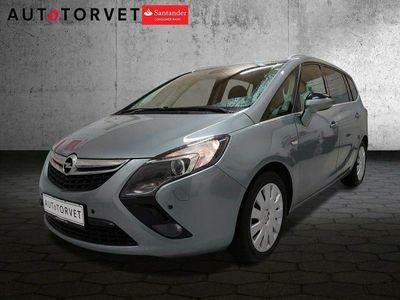 brugt Opel Zafira Tourer 2,0 CDTi 165 Enjoy eco