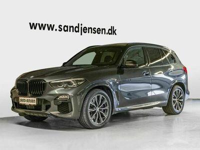 brugt BMW X5 3,0 xDrive45e M-Sport aut. Van