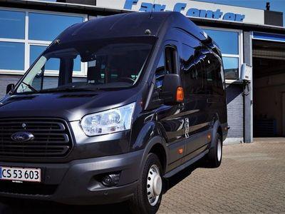 brugt Ford Transit 460 L4 Kombi 2,2 TDCi 155 Trend H3