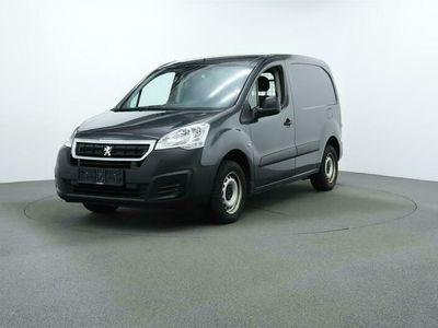 brugt Peugeot Partner L1 1,6 BlueHDi 100HK Van A+