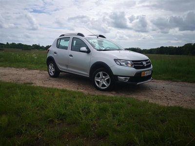 brugt Dacia Sandero 1,5 DCi Stepway Prestige Start/Stop 90HK Van