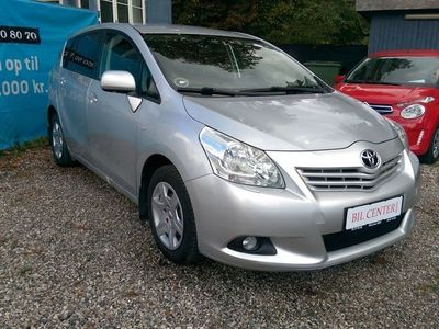 brugt Toyota Verso 1,6 T1