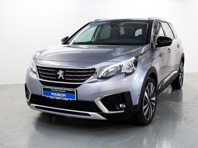 used Peugeot 5008 1,6 BlueHDi Allure Start/Stop 120HK 6g