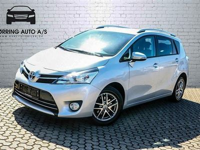 brugt Toyota Verso 7 pers. 1,6 D-4D T2 Touch 112HK 6g - Personbil