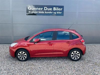 brugt Citroën C3 1,6 Blue HDi Seduction start/stop 100HK 5d