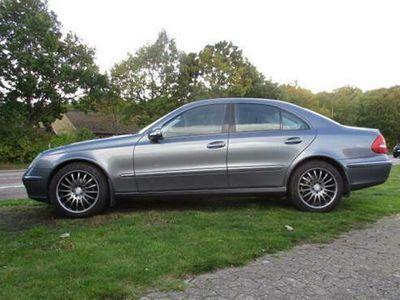 brugt Mercedes E240 6 Elegance Aut. sed.