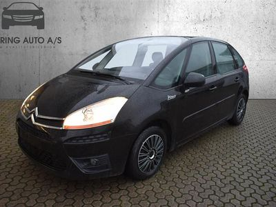 brugt Citroën C4 Picasso 2,0 HDI VTR Pack E6G 138HK 6g Aut. - Personbil - Sort - 7 pers.