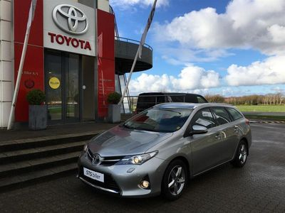 brugt Toyota Auris 1,3 VVT-I T2+ Comfort 99HK 5d 6g