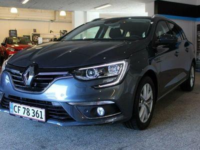 brugt Renault Mégane IV 1,3 TCe 140 Zen ST
