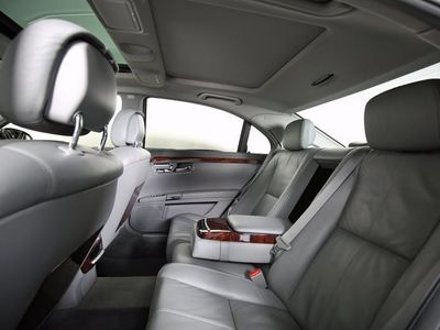 brugt Mercedes S350 3,5 aut. lang