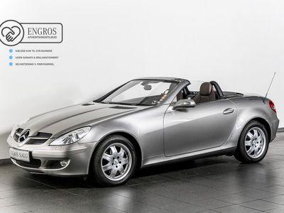 brugt Mercedes SLK200 1,8 Komp. aut.