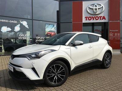 second-hand Toyota C-HR 1,8 B/EL C-HIC LED Multidrive S 122HK 5d Aut.