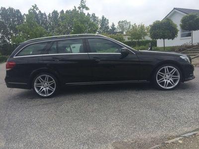 käytetty Mercedes E220 2,1 CDI BlueEfficiency 170HK Stc 7g Aut.