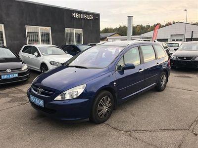 brugt Peugeot 307 SW 1,6 110HK