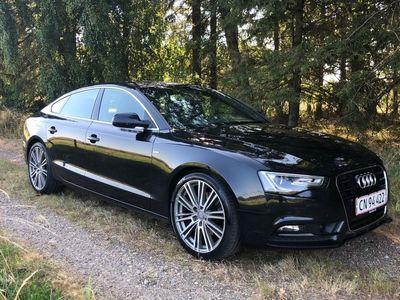 brugt Audi A5 Sportback SCLABF1