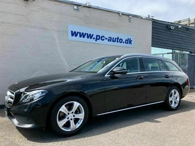 brugt Mercedes E220 2,0 Avantgarde stc. aut. 5d