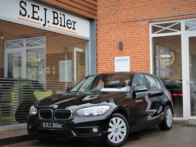 brugt BMW 118 d 2,0 150HK 5d