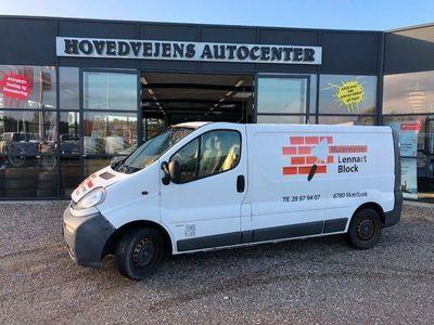 gebraucht Opel Vivaro 1,9 DTi lang