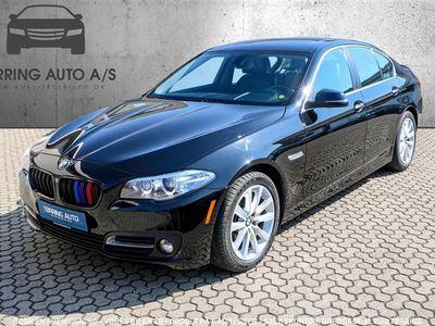 brugt BMW 550 i 4,4 450HK 8g Aut. - Personbil - Sortmetal