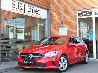brugt Mercedes A180 d 1,5 CDI Urban 109HK 5d 6g A+