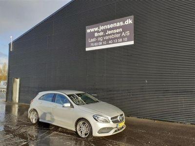 brugt Mercedes A200 d 2,1 CDI Business 7G-DCT 136HK 5d 2017