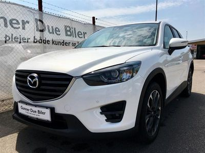 used Mazda CX-5 2,5 Skyactiv-G Optimum AWD 192HK 5d 6g Aut.
