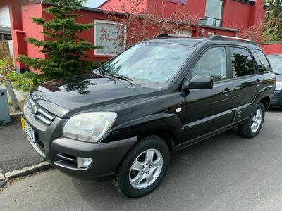 brugt Kia Sportage 2,0 LX Van