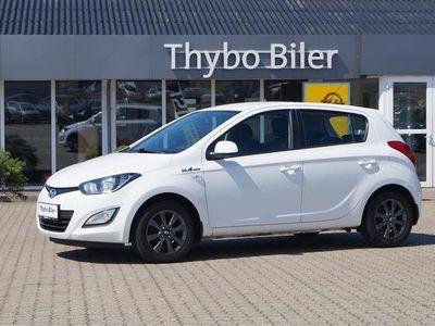 begagnad Hyundai i20 1,1 CRDi Active ECO 75HK 5d 6g