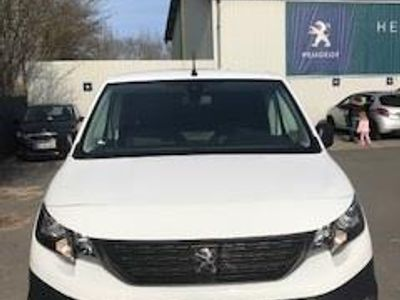 brugt Peugeot Partner L1 V1 1,5 BlueHDi Plus Pro EAT8 130HK Van 8g Aut. A+