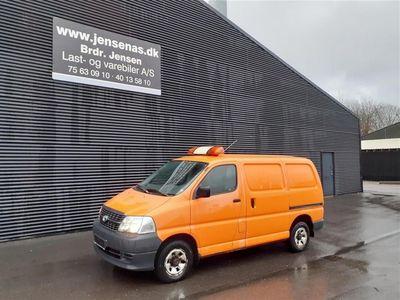 brugt Toyota HiAce Kort 2,5 D-4D 4x4 116HK Van 2009