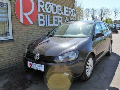 used VW Golf VI 1,6 TDi 105 Comfortl. Vari. DSG BM