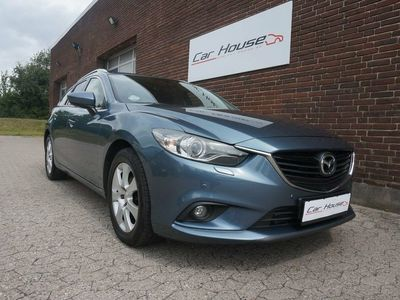 second-hand Mazda 6 2,2 Sky-D 150 Vision stc. aut.