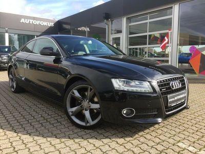 brugt Audi A5 3,0 TDi Coupé quattro