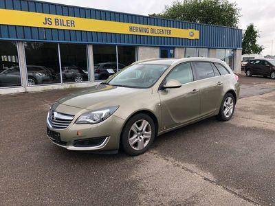 gebraucht Opel Insignia 2,0 CDTi 140 Edition ST eco